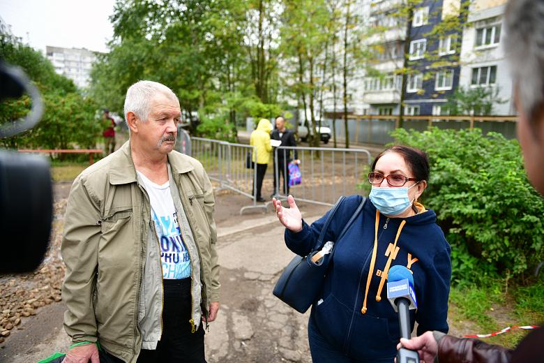 Некоторые жильцы пострадавшего от взрыва газа дома в Ярославле вернулись домой