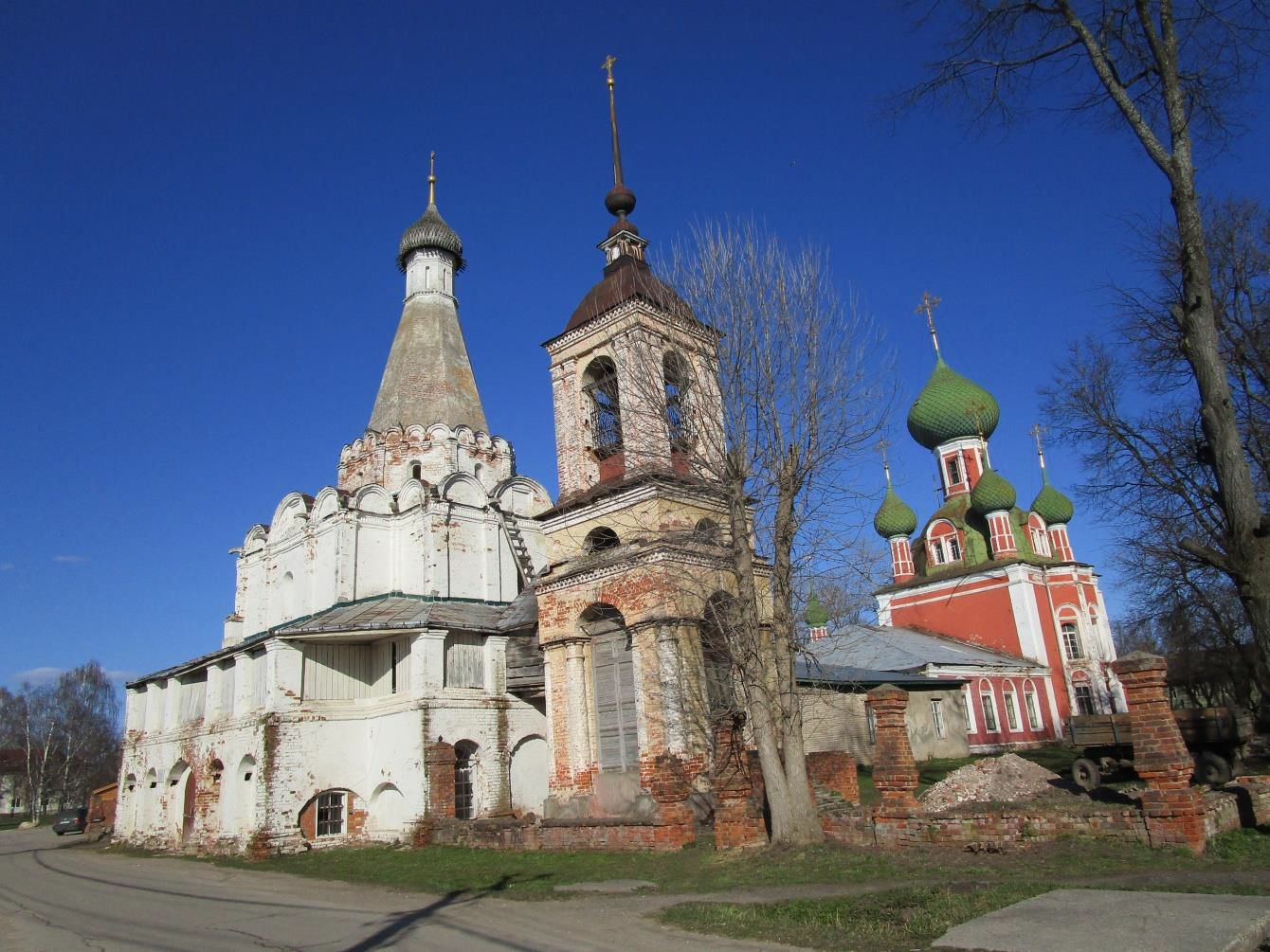 С начала года в Ярославской области утверждены 79 границ территорий и 51 предмет охраны объектов культурного наследия