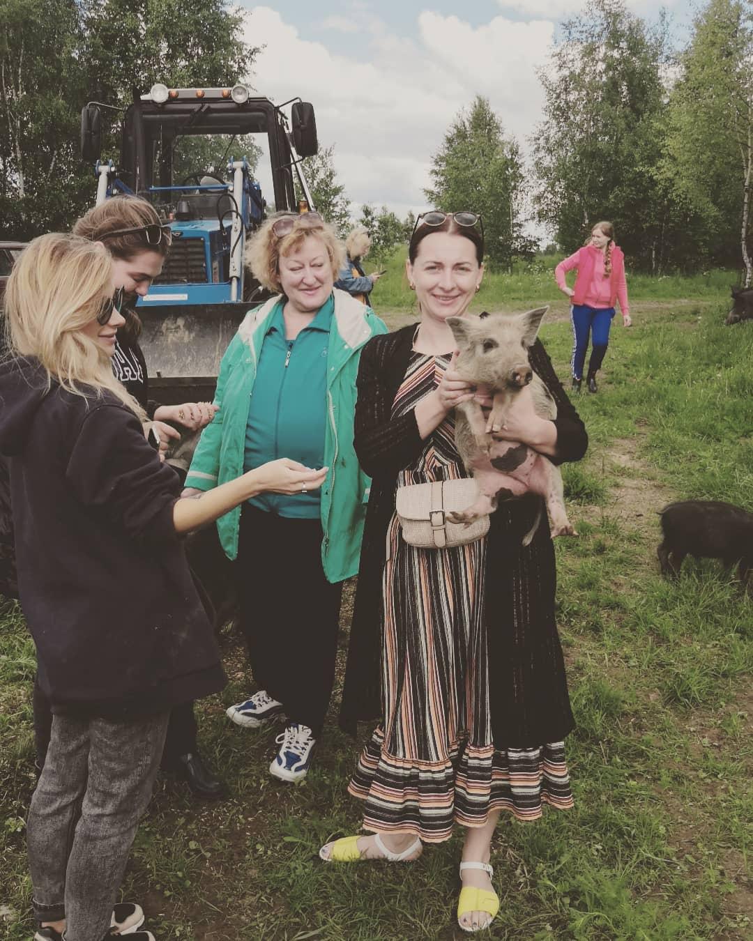 Фермеры в Ярославской области создают уникальный сафари-парк