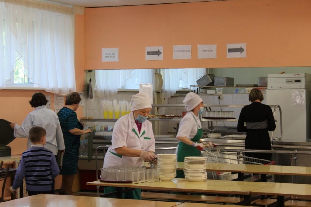 Бесплатным питанием в Ярославской области обеспечили более 58 тысяч учащихся начальной школы