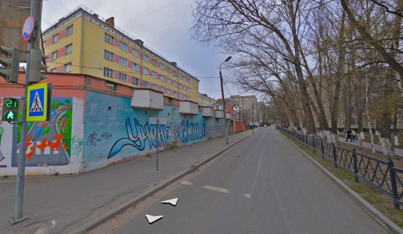 В Ярославле перекроют часть дороги по улице Володарского