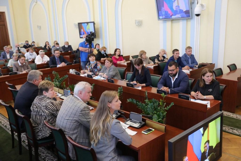 Механизмы взаимодействия власти и общества обсудили в Ярославле в рамках фестиваля «Золотое кольцо России»