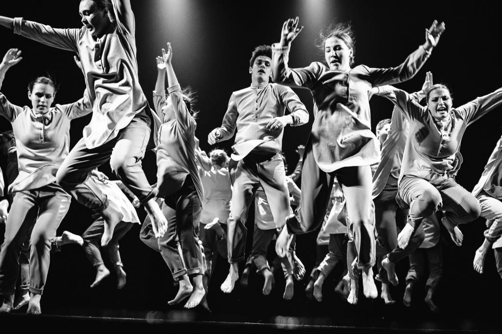 Ярославские танцоры признаны лучшими на фестивале «Таврида-Арт»