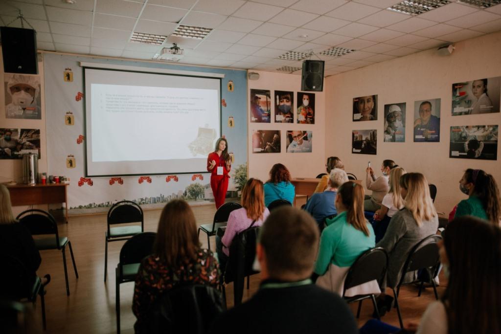 Актуальные для родителей темы обсудили участники форума клубов молодых семей в Ярославле