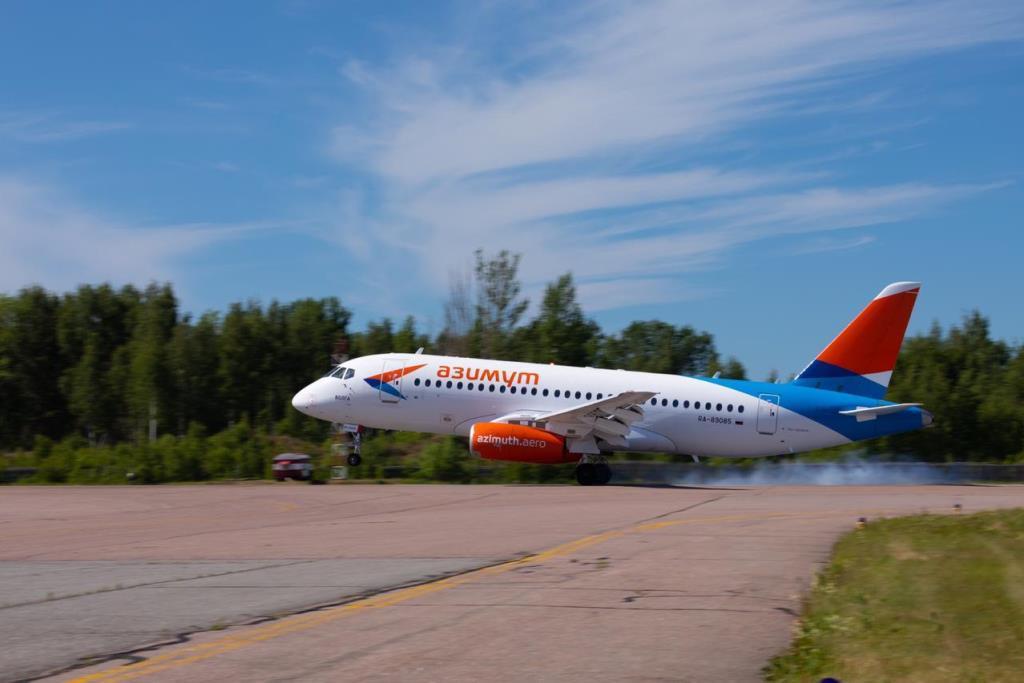 Услугами аэропорта Туношна летом воспользовались более 20 тысяч человек