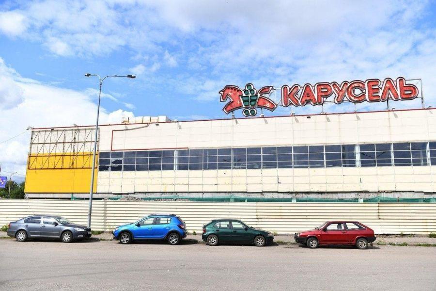 ТЦ у Толбухинского моста в Ярославле признали безопасным для эксплуатации