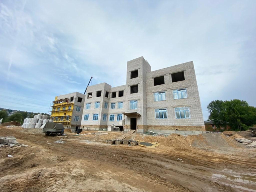 Новый детский сад на улице Губкина в Ярославле откроется в следующем году