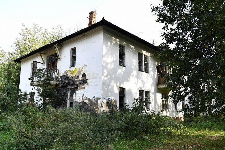 В Ярославле расселят жильцов аварийного дома на улице Белинского