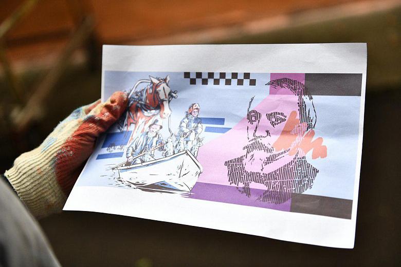 30 уличных художников раскрашивают здания Ярославля в преддверии Дня города: адреса