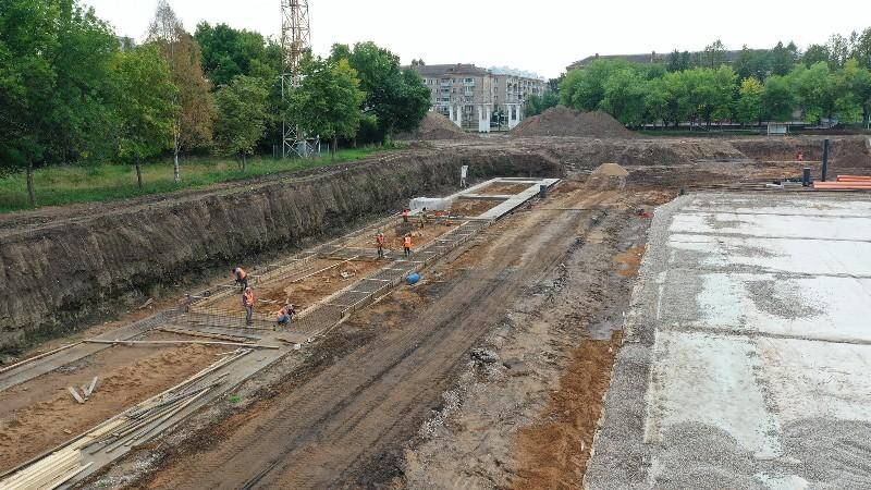 В Рыбинске ремонт стадиона «Сатурн» обойдется в 138 миллионов рублей