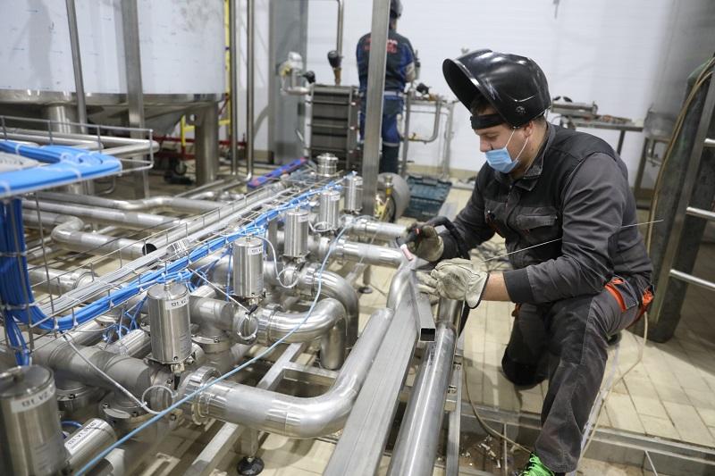 Дмитрий Миронов: ярославское мороженое будут экспортировать по всему миру