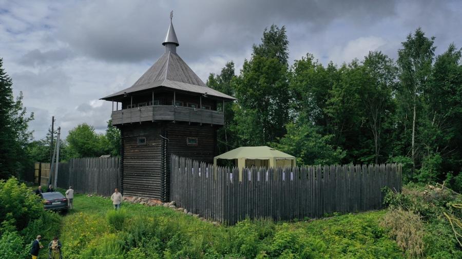 В Рыбинске отремонтируют дорогу к памятнику археологии «Усть-Шексна»