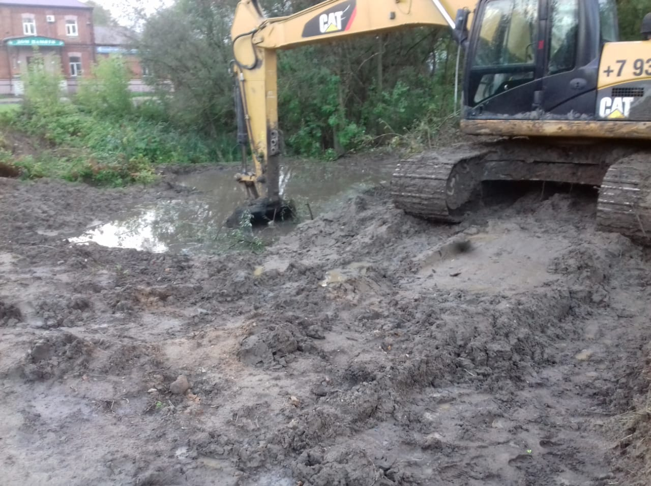 В поселке Рыбинского района отключили холодную воду