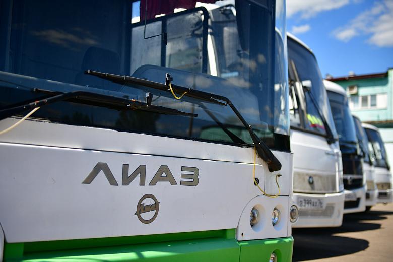 В Ярославле в День города общественный транспорт будет работать дольше