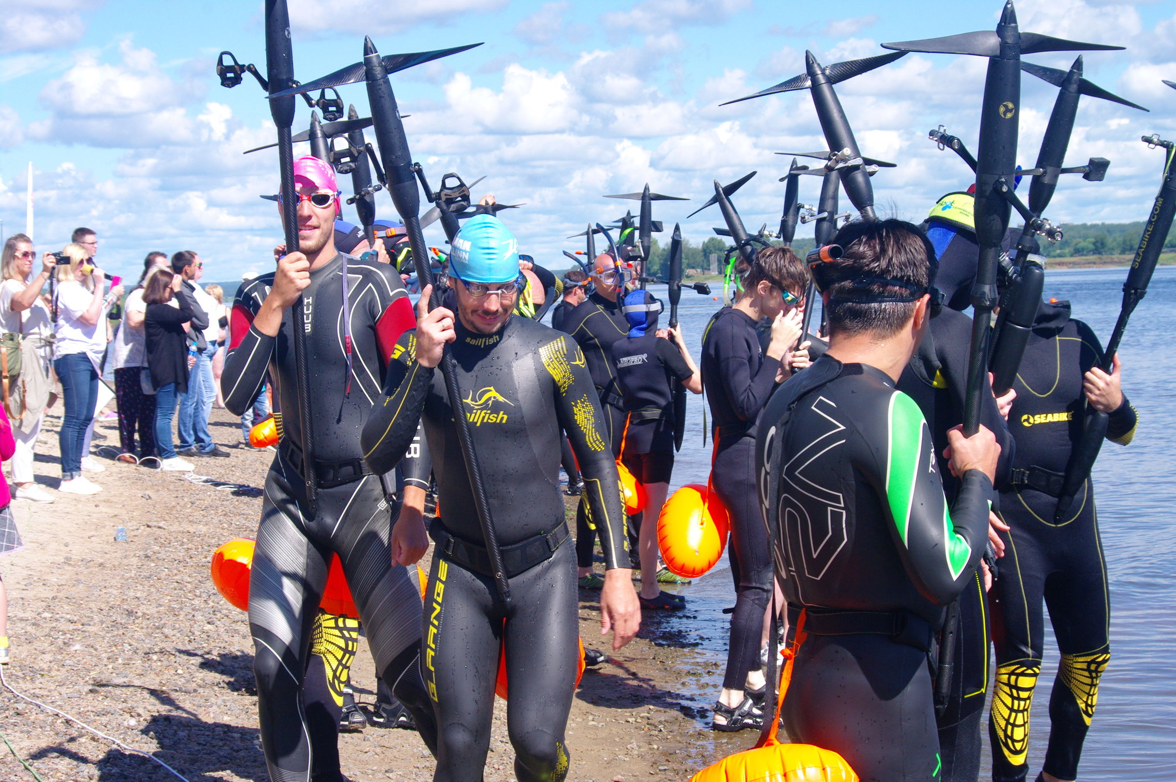 Ла-Манш – будет наш! Ярославские спортсмены планируют переплыть пролив за рекордное время