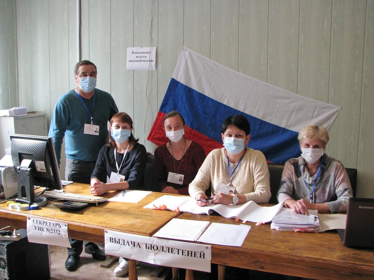 В Ярославской области в дополнительных выборах активно участвуют пенсионеры и ветераны: как проходит голосование