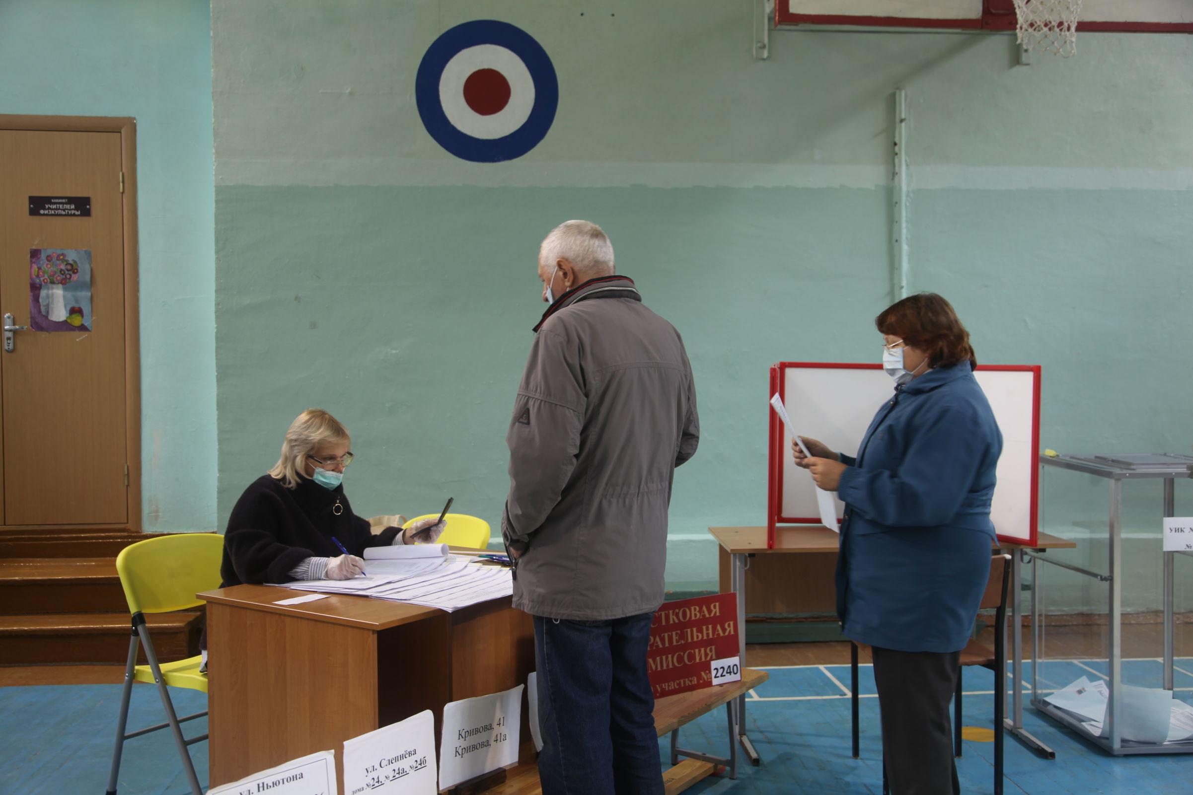 В Ярославской области открылись четыре сотни избирательных участков в рамках довыборов в Госдуму