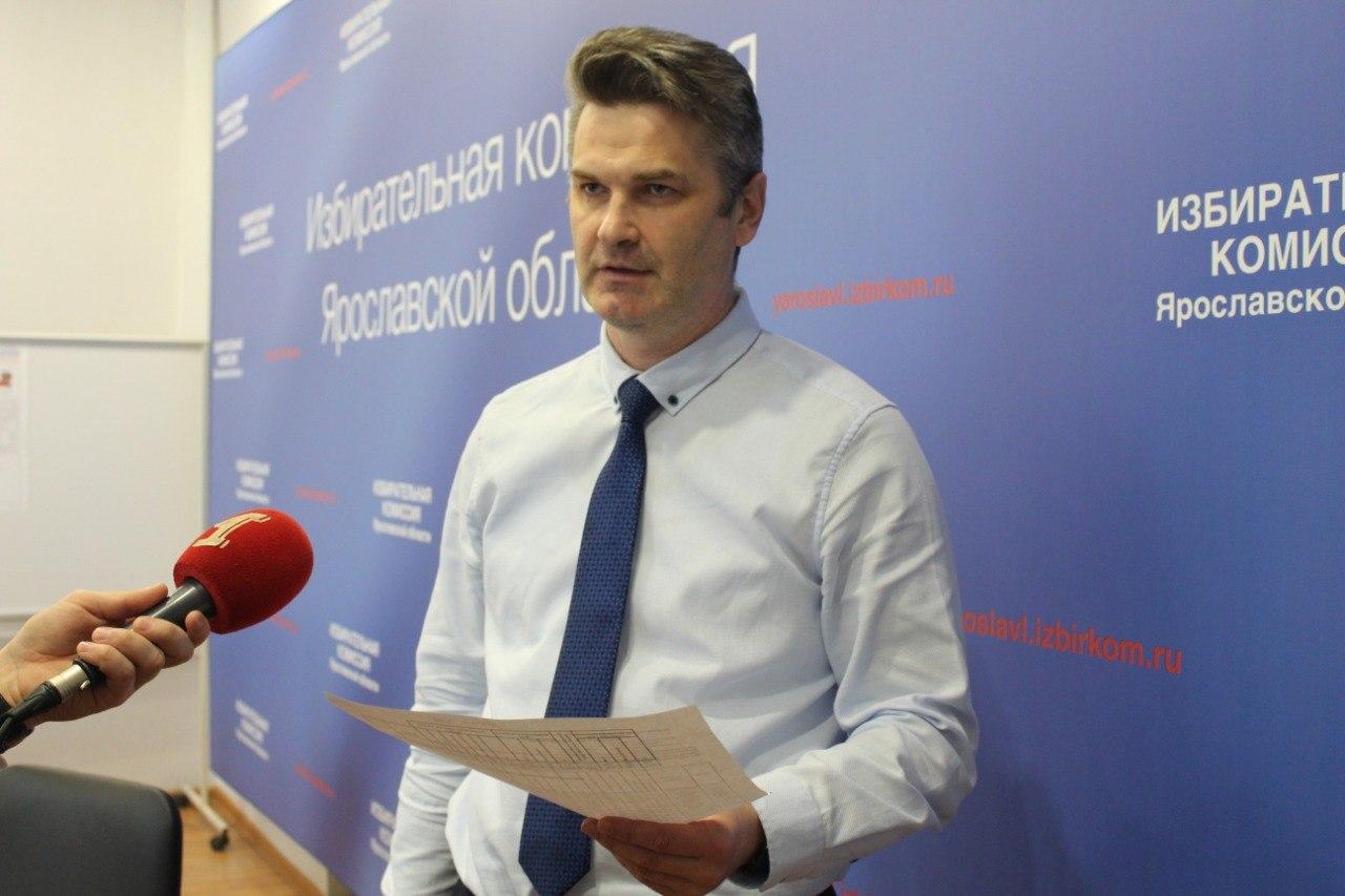 В голосовании на довыборах в Ярославской области приняли участие 57 тысяч избирателей