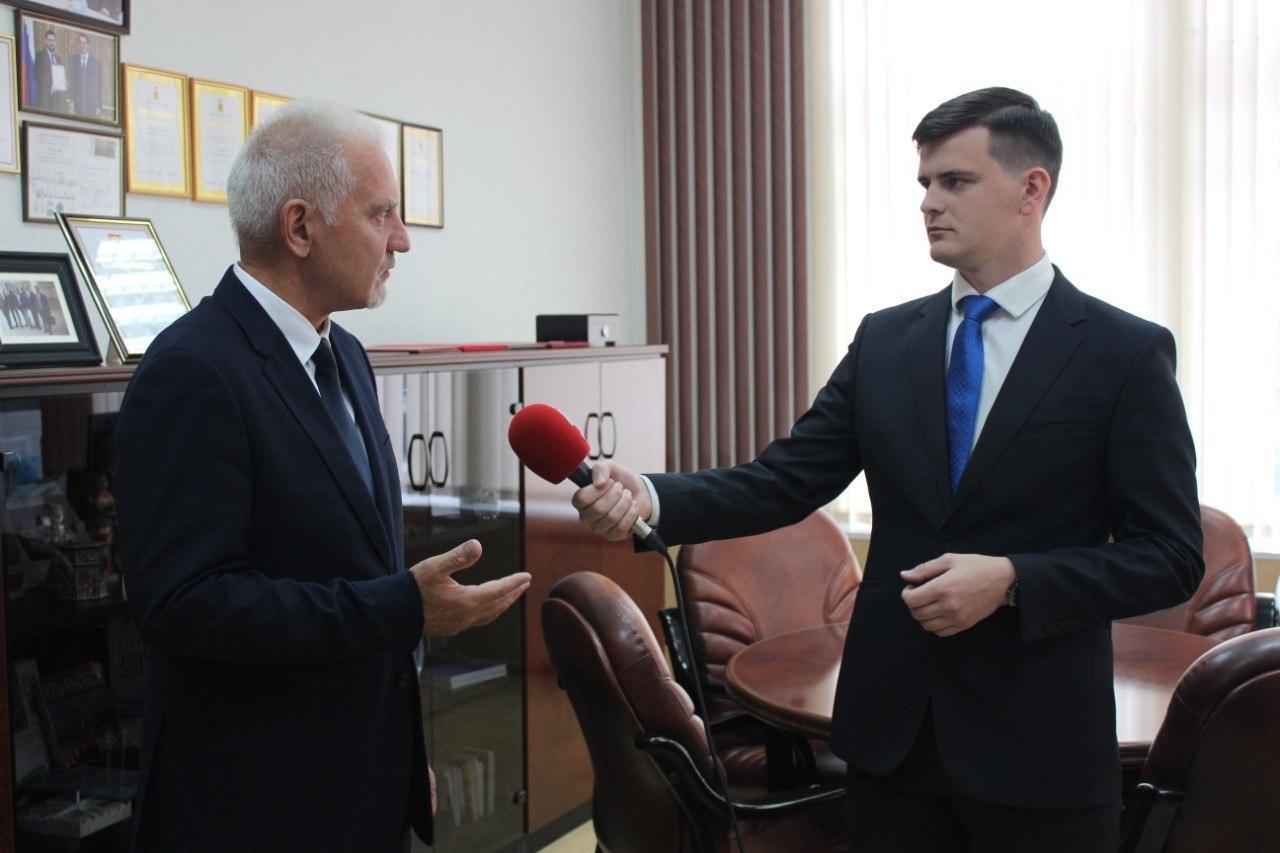 Сергей Бабуркин: избирательная кампания в регионе идет в штатном режиме