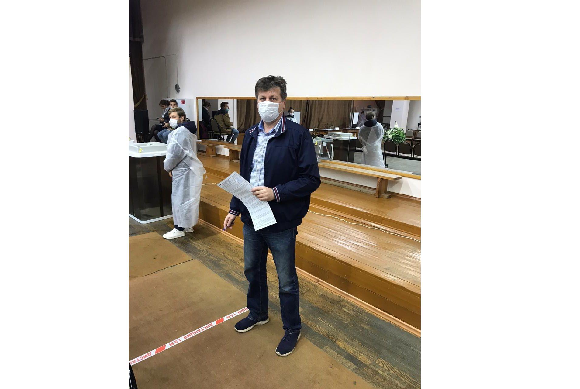 Социолог Евгений Голубев: явка 84% на онлайн-голосовании - это хороший результат