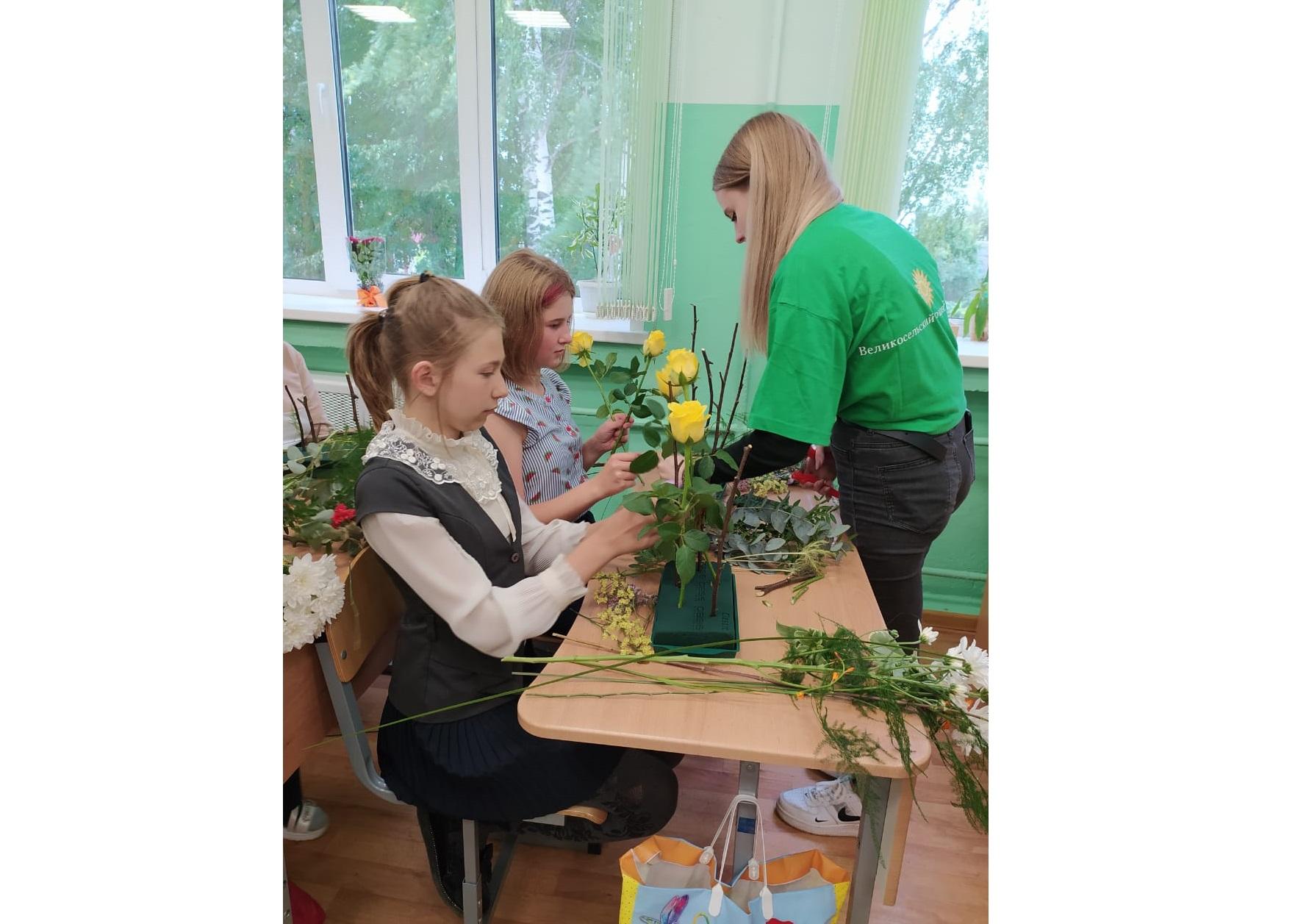 Ярославские школьники проходят профессиональные пробы на фестивале «Билет в будущее»