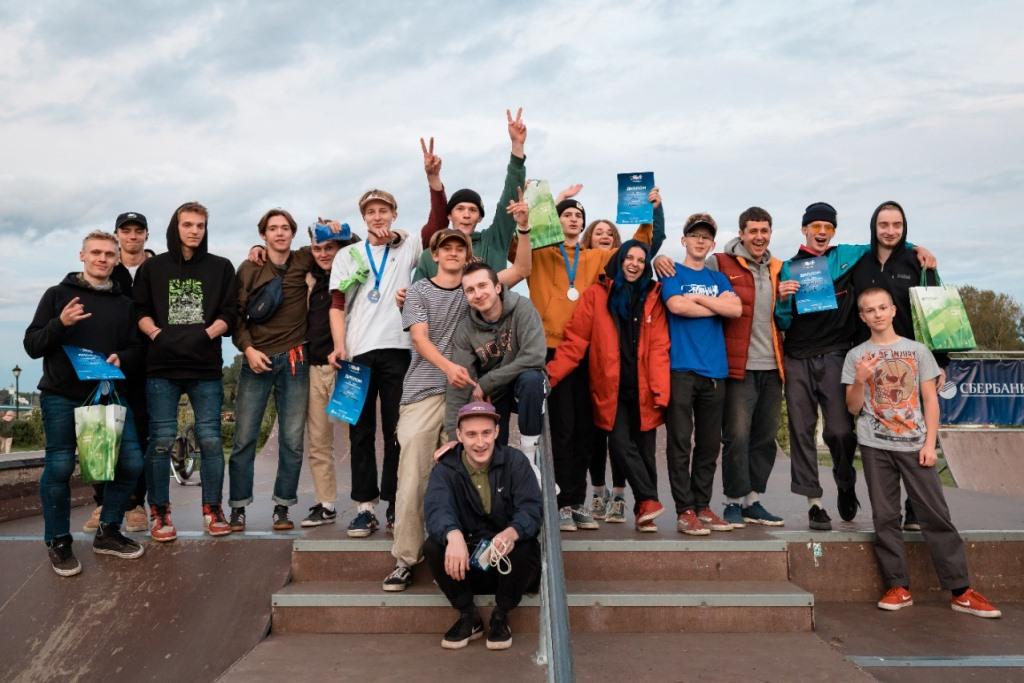 Ярославцы стали обладателями большинства наград фестиваля неформальных молодежных объединений