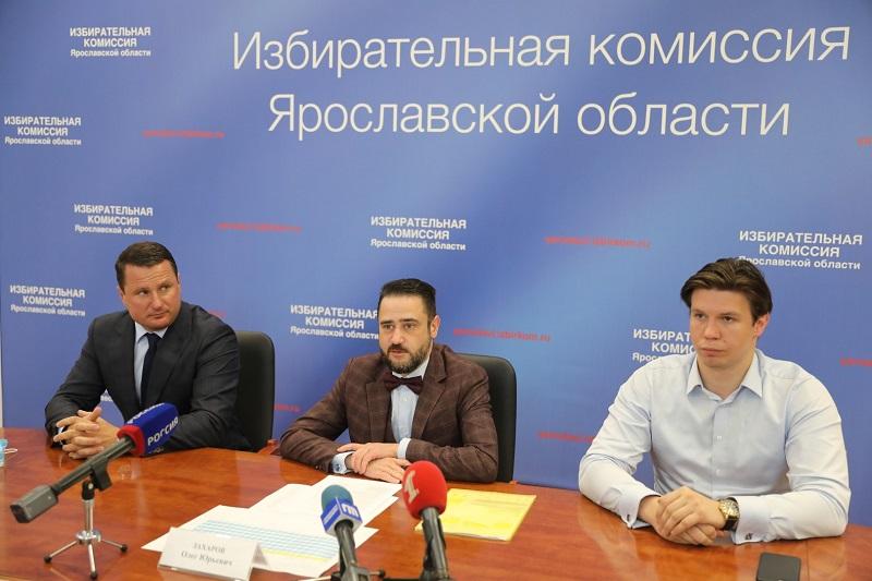 Андрей Коваленко одержал победу на довыборах в Госдуму в Ярославской области