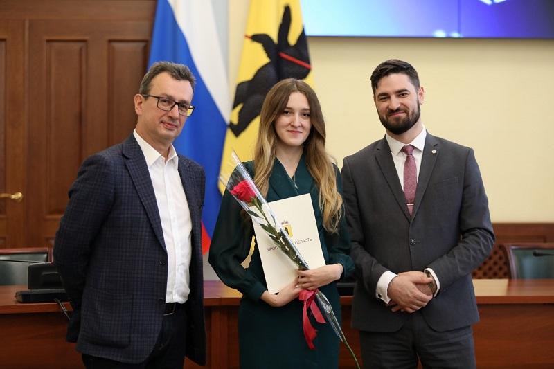Лучшие программисты Ярославской области получили грамоты и благодарности