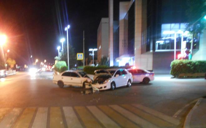 В крупном ДТП в Ярославле пострадали восемь человек