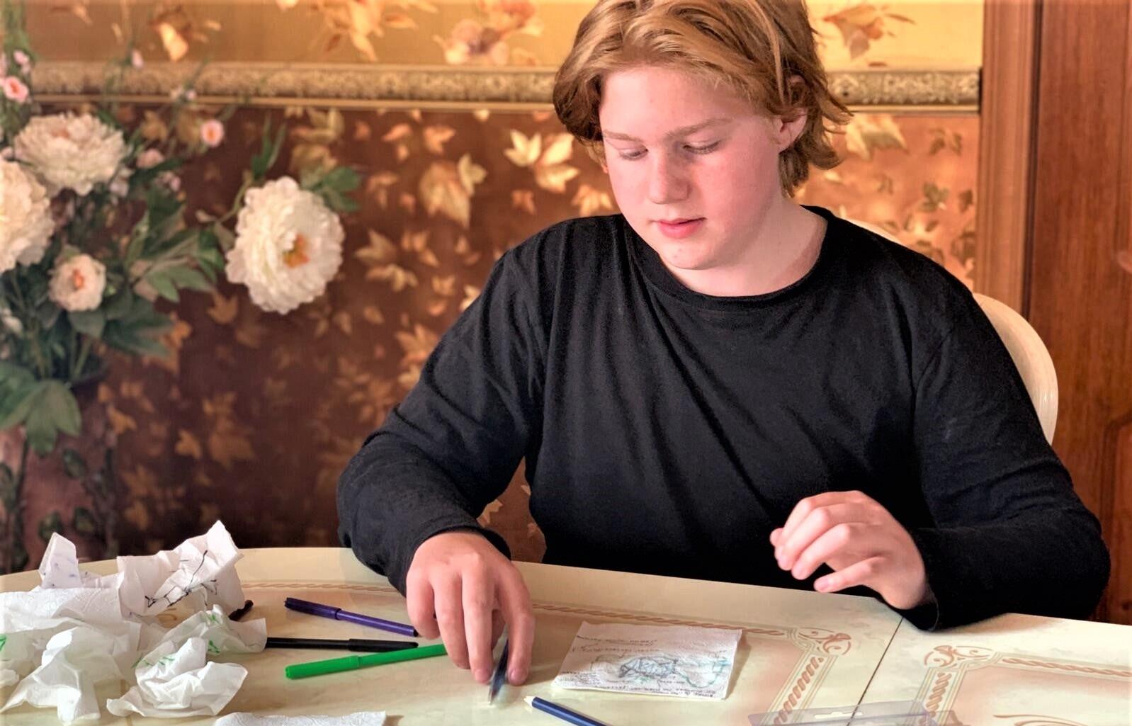 13-летний вундеркинд из Ярославля стал преподавателем и готовится стать бизнесменом