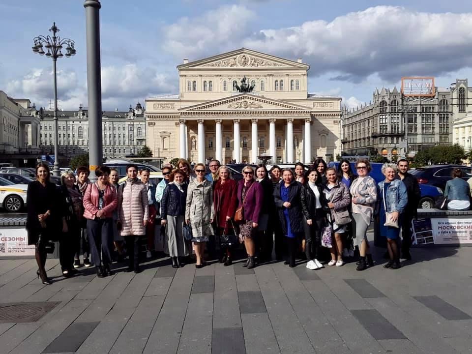 В благодарность за труд ярославским врачам вручили билеты в Большой театр на балет