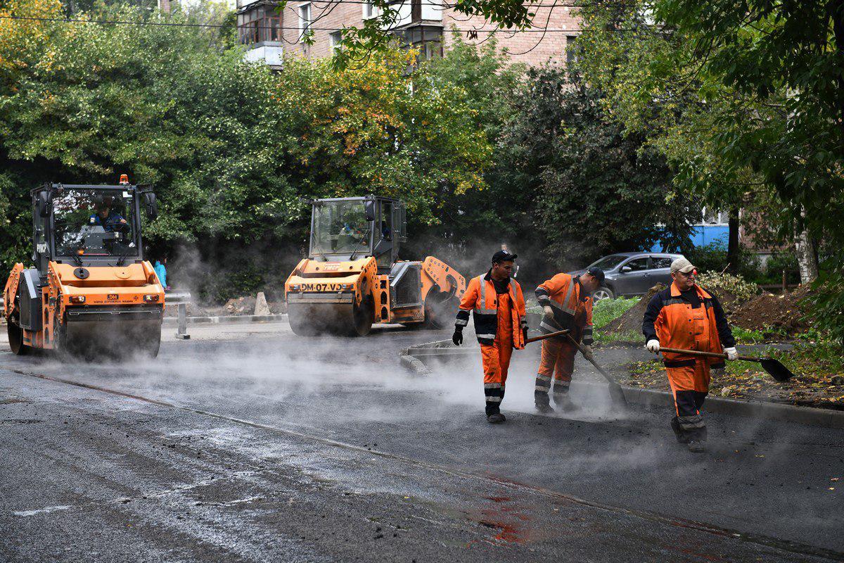В Ярославле к концу сентября сдадут улицу Кудрявцева