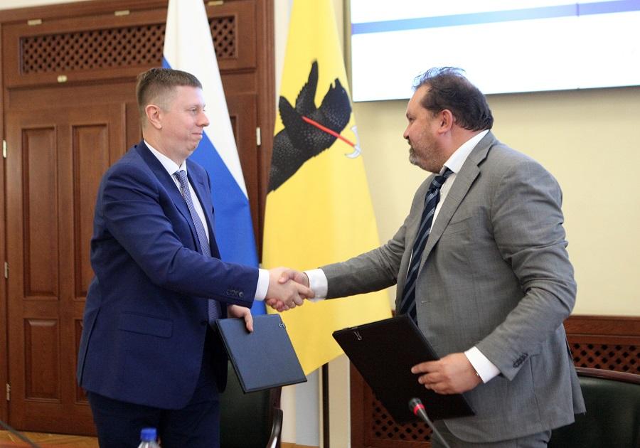 Правительство области и МГИМО МИД России подписали соглашение о сотрудничестве