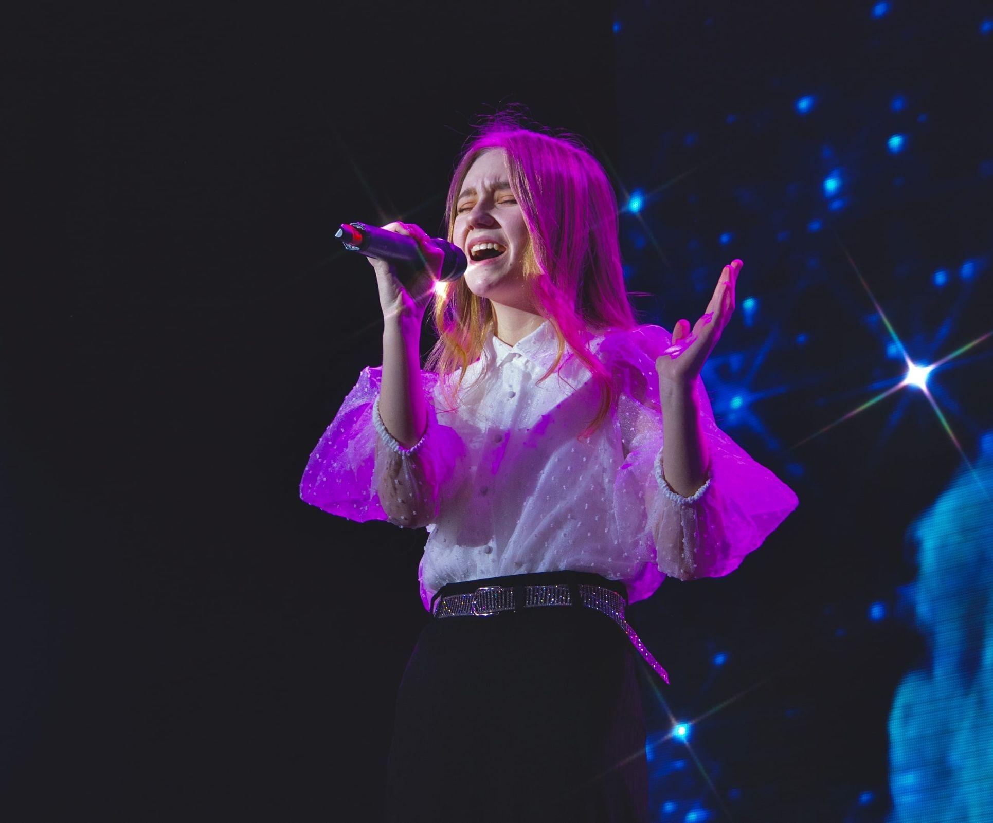 Ярославна прошла в финал отбора на «Детское Евровидение»