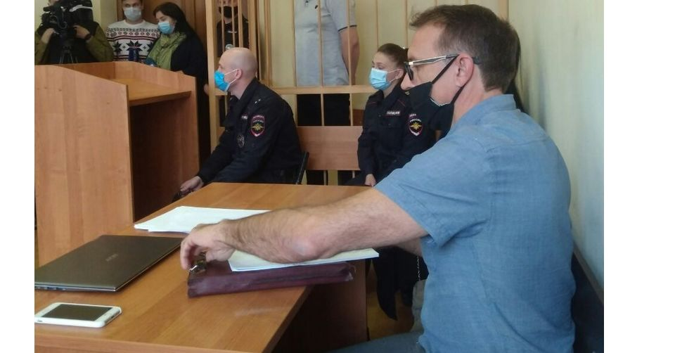 В Ярославле обвиняемому в получении взяток начальнику отдела УМВД вынесут приговор