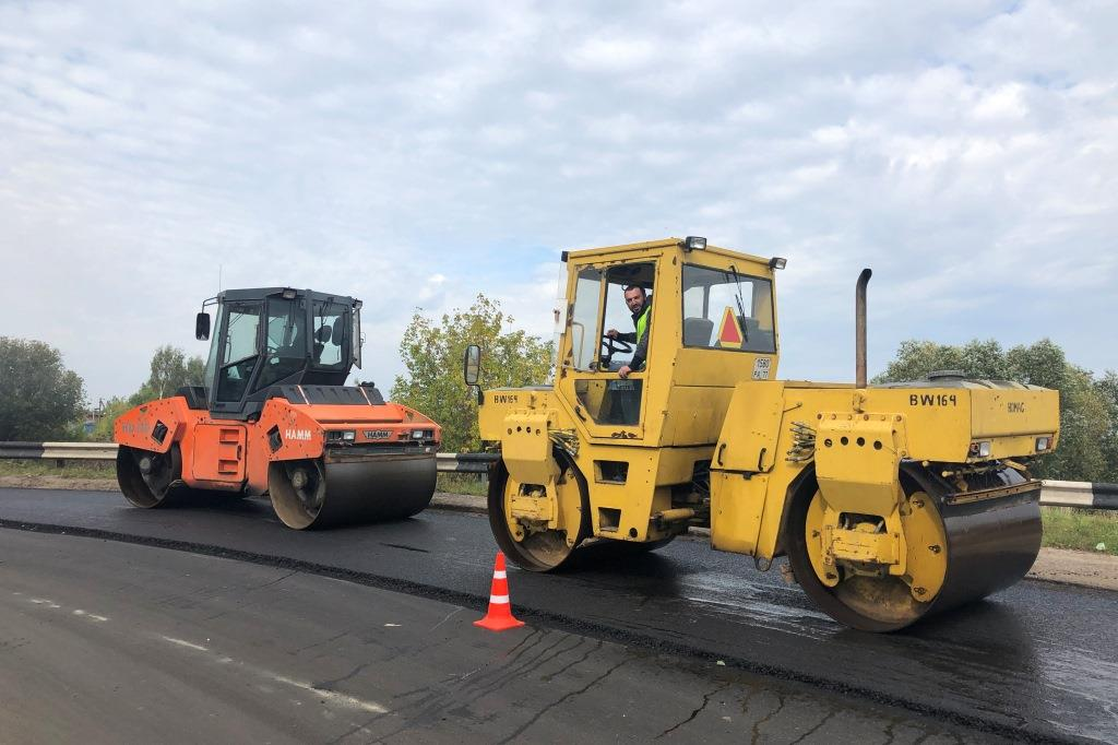 Ремонт дороги Ростов – Иваново – Нижний Новгород близится к завершению