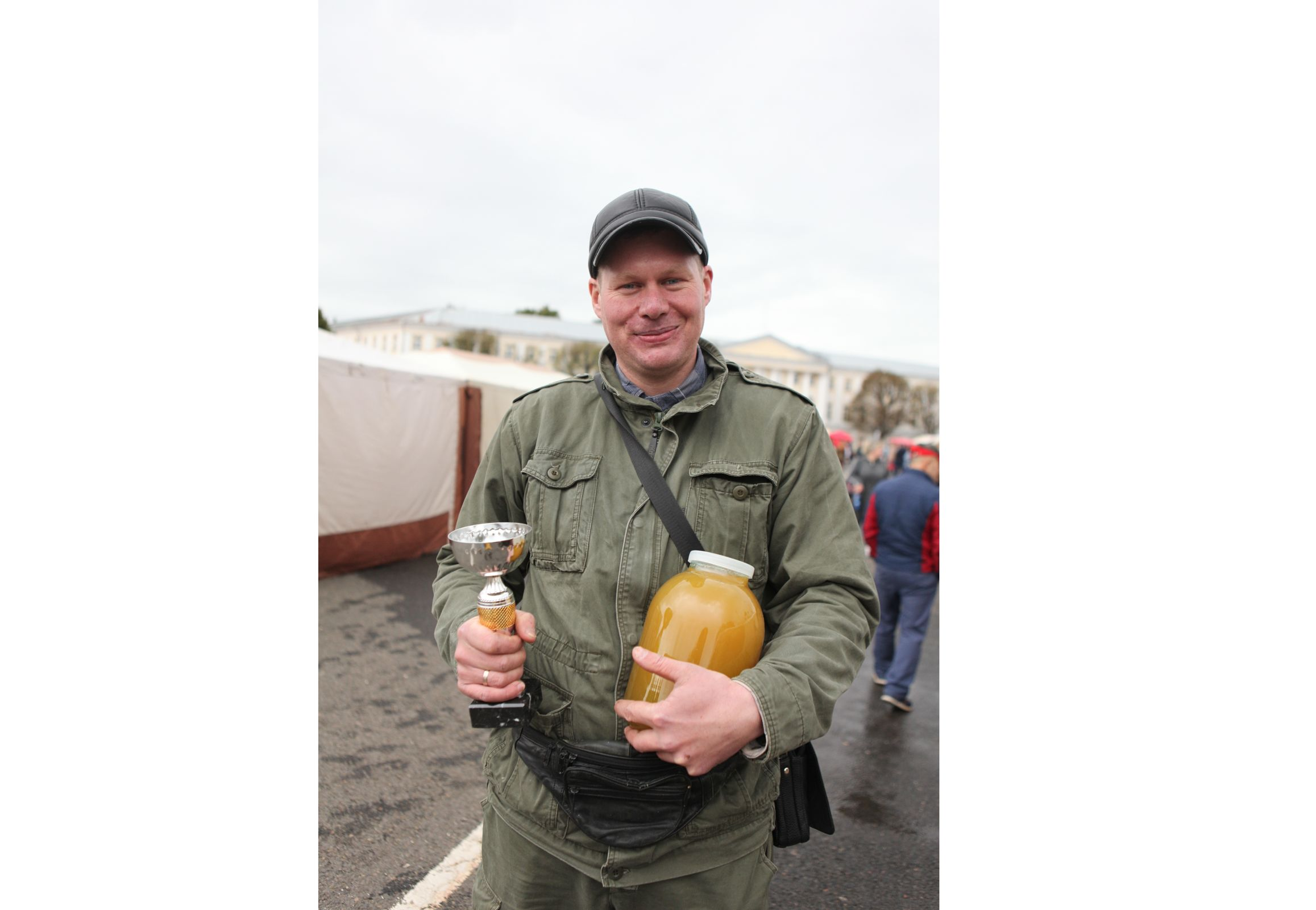 Даниловский мед признан лучшим в Ярославской области