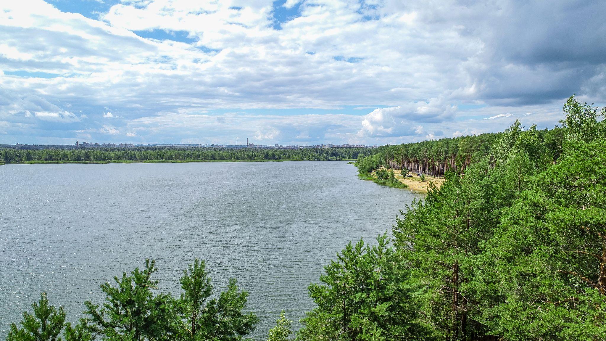 Площадь лесопаркового зеленого пояса Ярославля увеличат на 260 гектаров