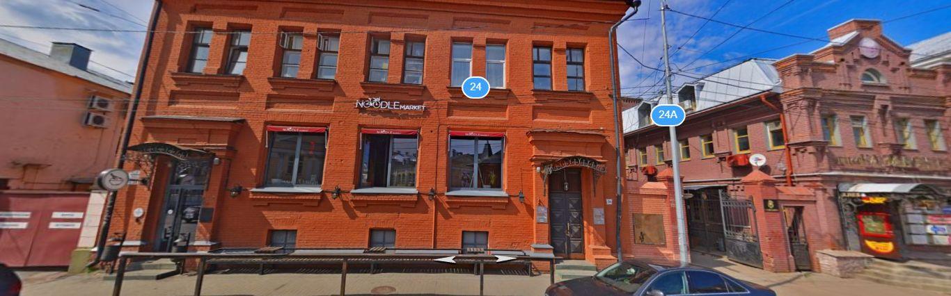 Здание в центре Ярославля передадут Казанскому монастырю