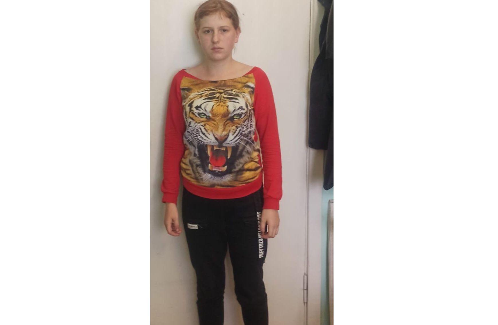 В Рыбинске ищут пропавшую девочку-подростка