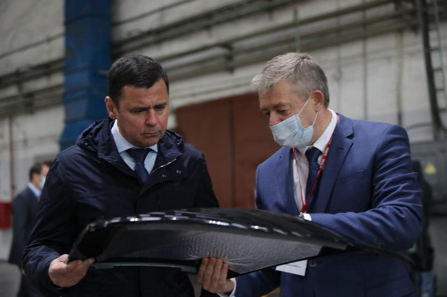 Дмитрий Миронов: самые мощные российские снегоходы будут производить в Рыбинске