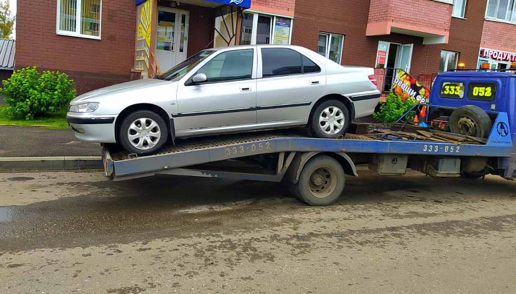 В Ярославле у мужчины забрали авто в качестве уплаты большого долга по кредиту