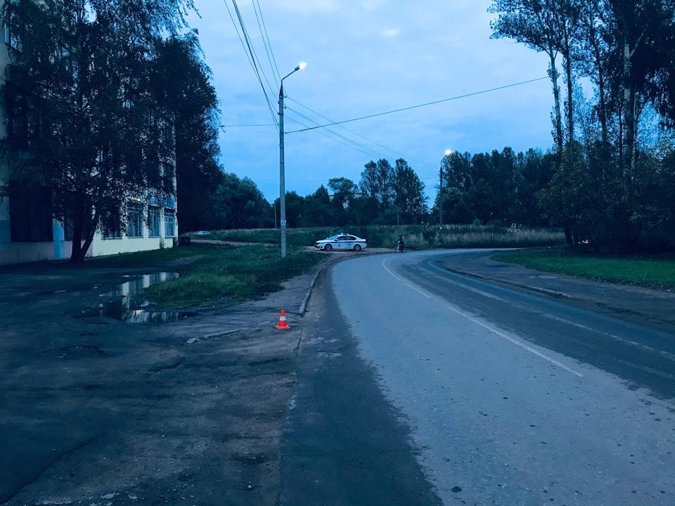 В Ярославле подросток без прав на иномарке сбил ребенка