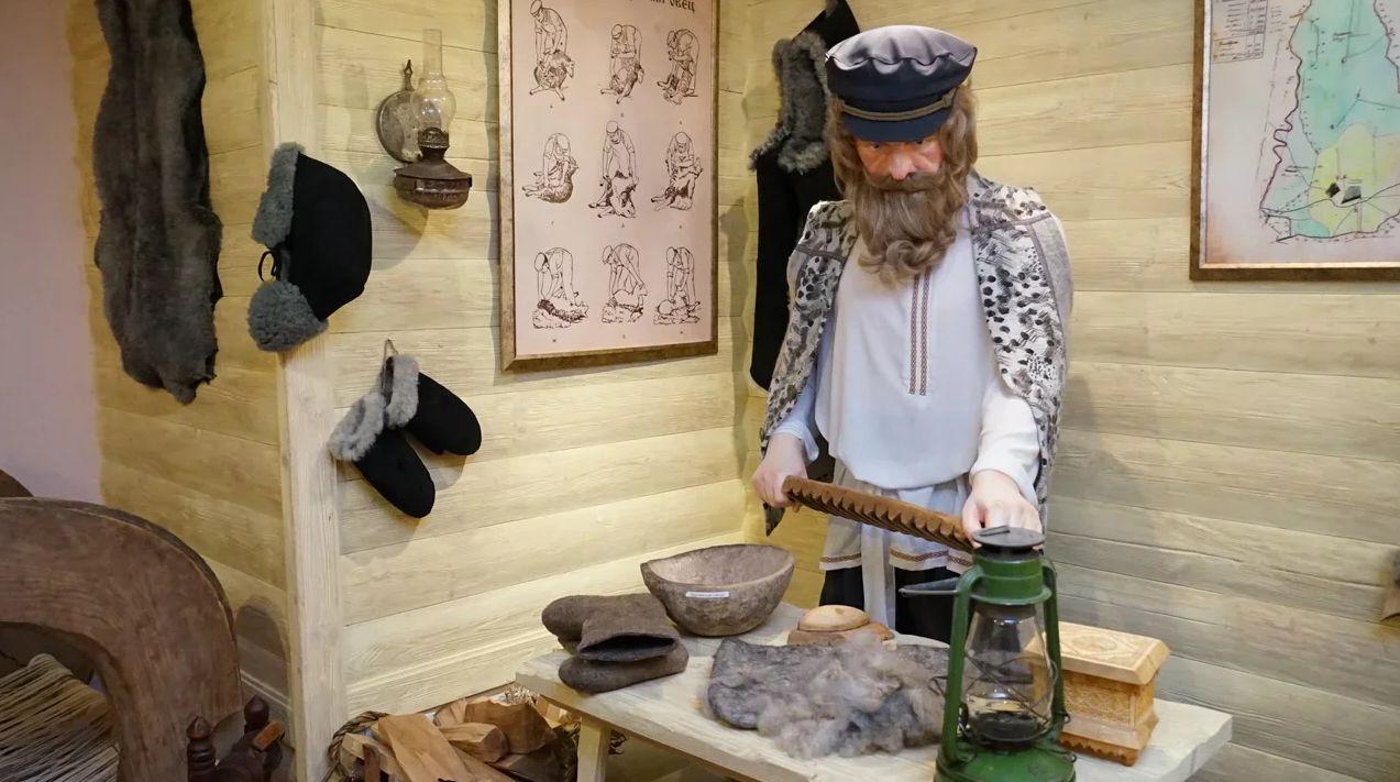 История романовского овцеводства оживает в Музее леса и краеведения Пречистого