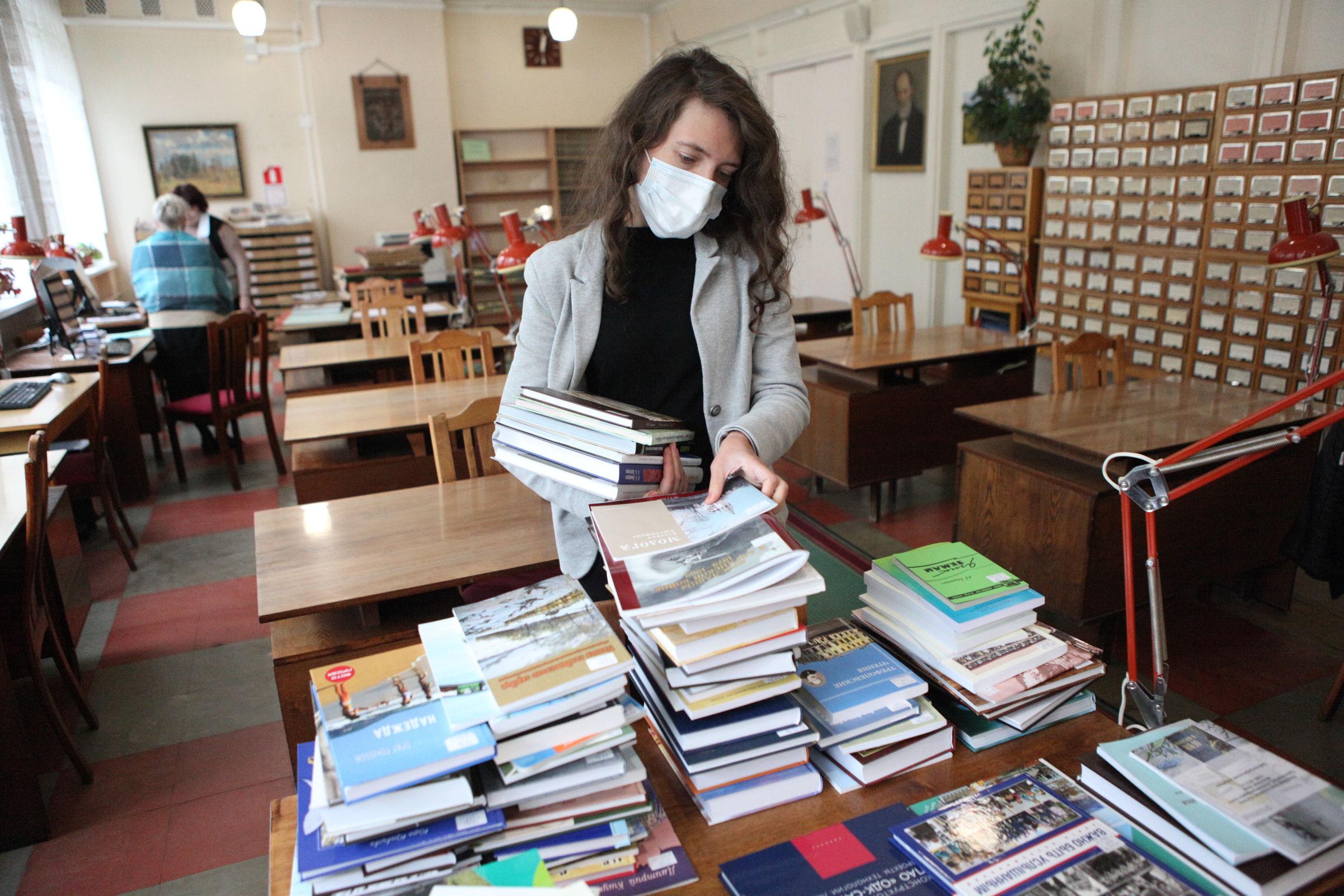 В Некрасовской библиотеке прошел традиционный фестиваль ярославского книгоиздания