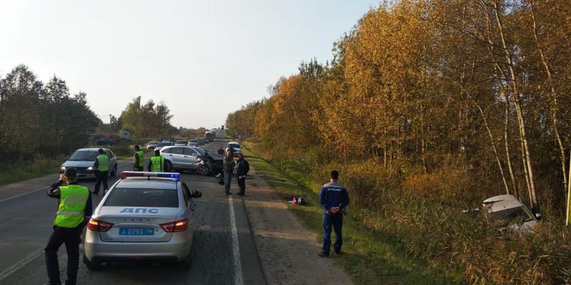 В Ярославском районе в ДТП погибла 10-летняя девочка
