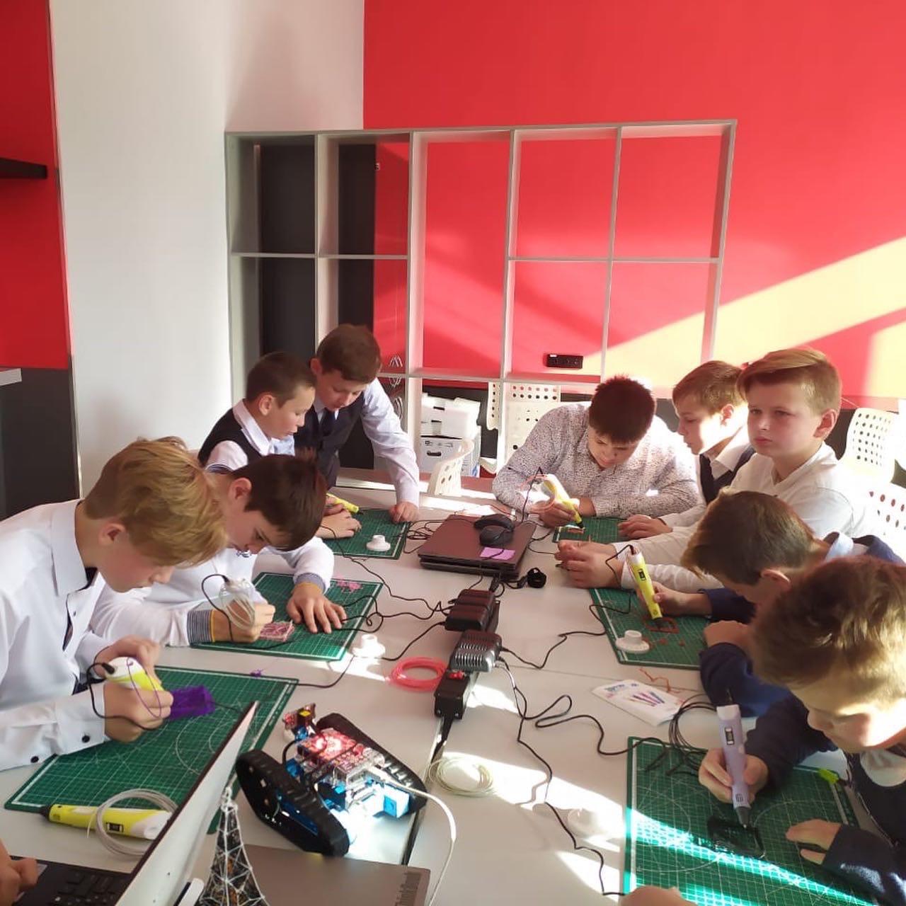 Ярославские школьники будут изучать основы робототехники и экологического мониторинга