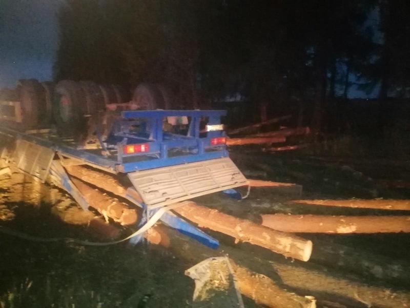 В Ярославской области в аварии погибли два человека