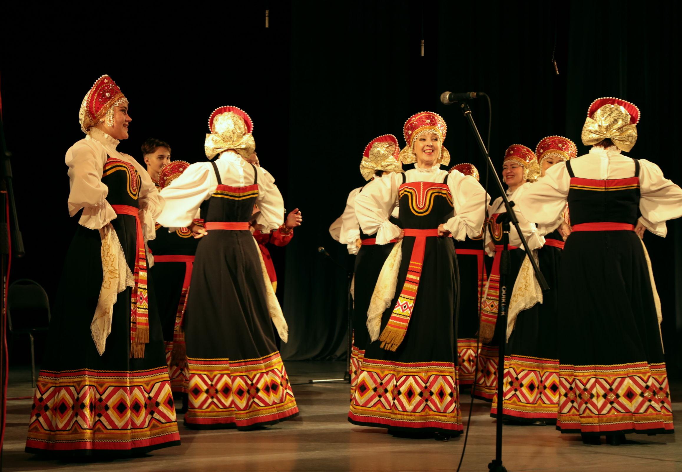 Победители конкурса хоровых коллективов получат областные гранты