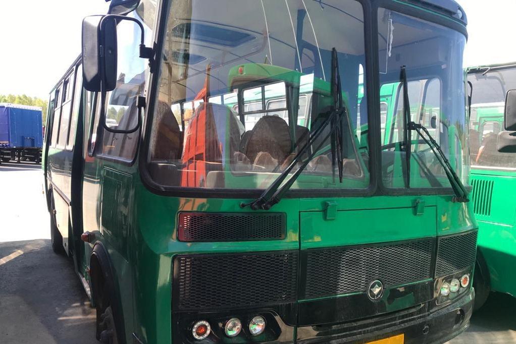 Девять автобусов среднего класса пополнили автопарк Ярославского АТП